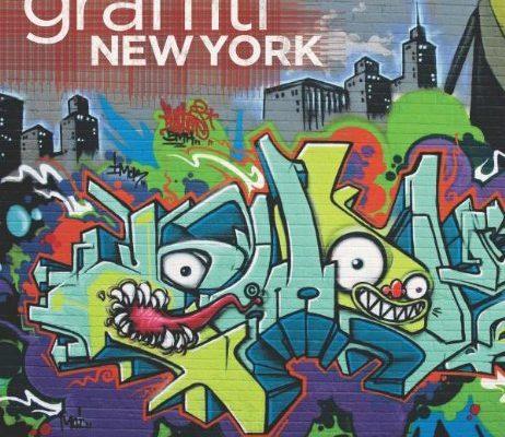 Graffiti New York de Eric Felisbret, un libro que no puede faltar en tu librería