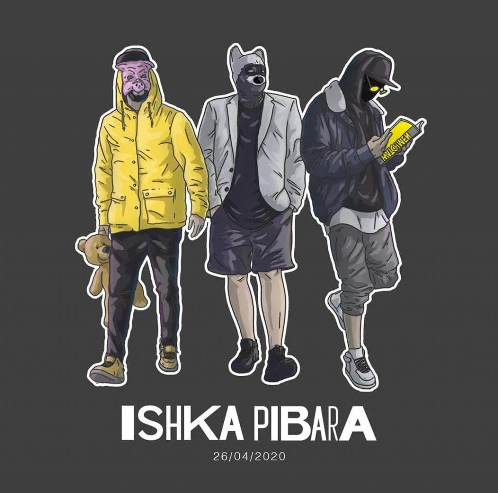 """Ishka Pibara: """"Queríamos hacer algo no sólo musical, sino un proyecto creativo que incorporara elementos gráficos, audiovisuales y estéticos"""""""