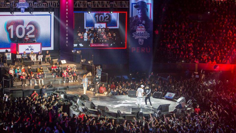 Revive la Final Nacional de Red Bull Batalla de los Gallos en Perú