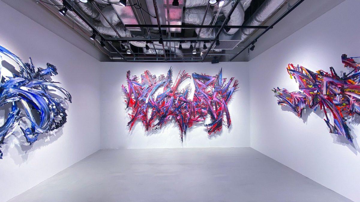 Meguru Yamaguchi prepara su primera exposición en un museo de Tokio