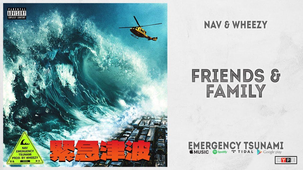 """NAV publica el vídeo de """"Friends & Family"""""""