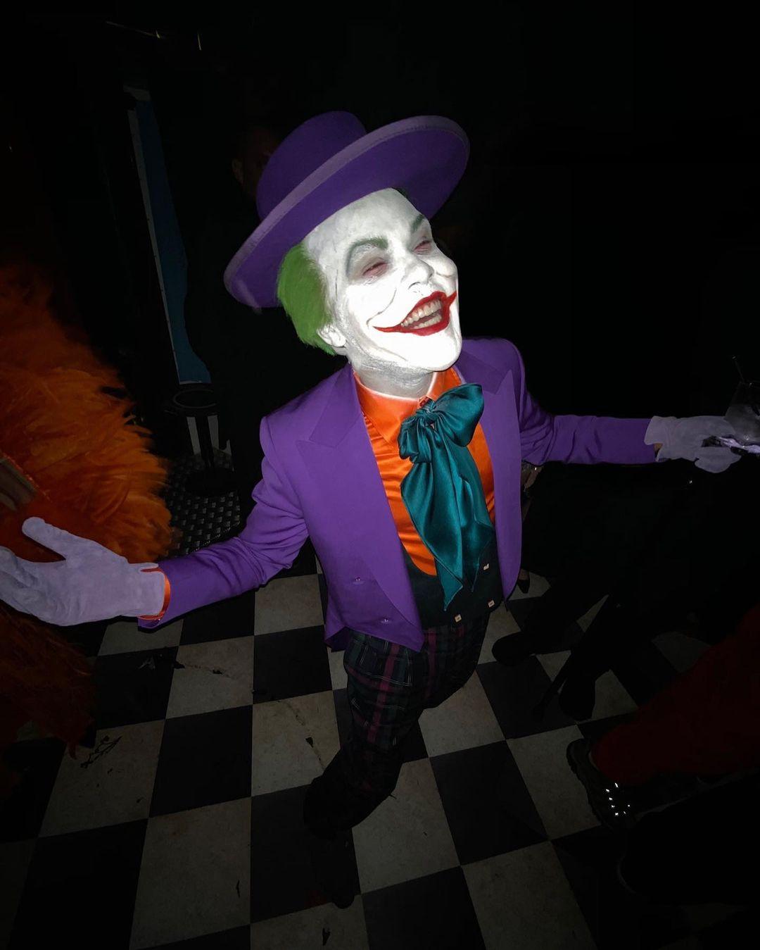 The Weekend Halloween 2019 Joker