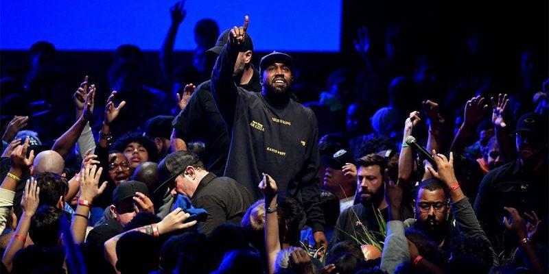 Kanye West se reunió con Nintendo con la idea de lanzar un videojuego
