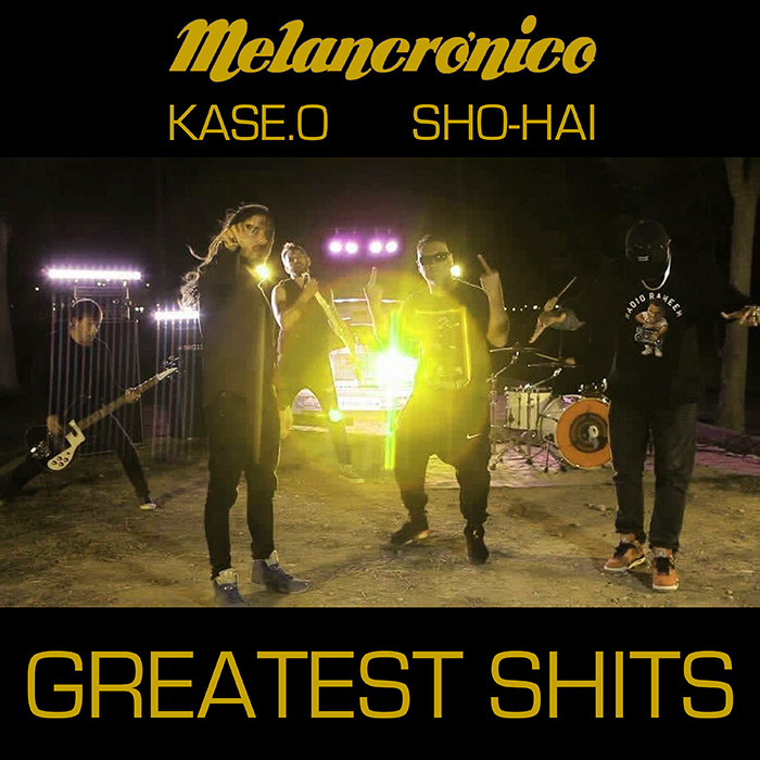 "Melancrónico, Kase.O, Sho Hai y R de Rumba presentan ""Greatest Shits"""