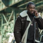 """50 Cent en un fotograma de """"Power"""". Fuente: imdb.com"""