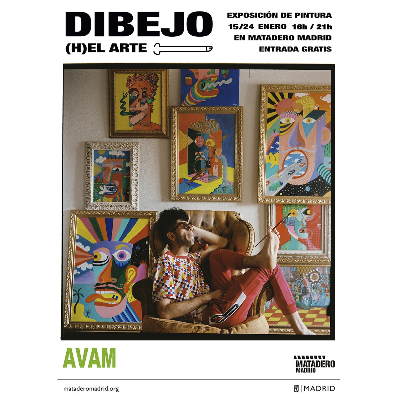 Bejo expone en El Matadero de Madrid