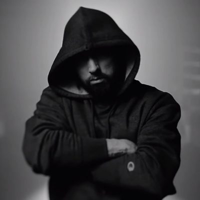 "Eminem publica el vídeo de ""Higher"""