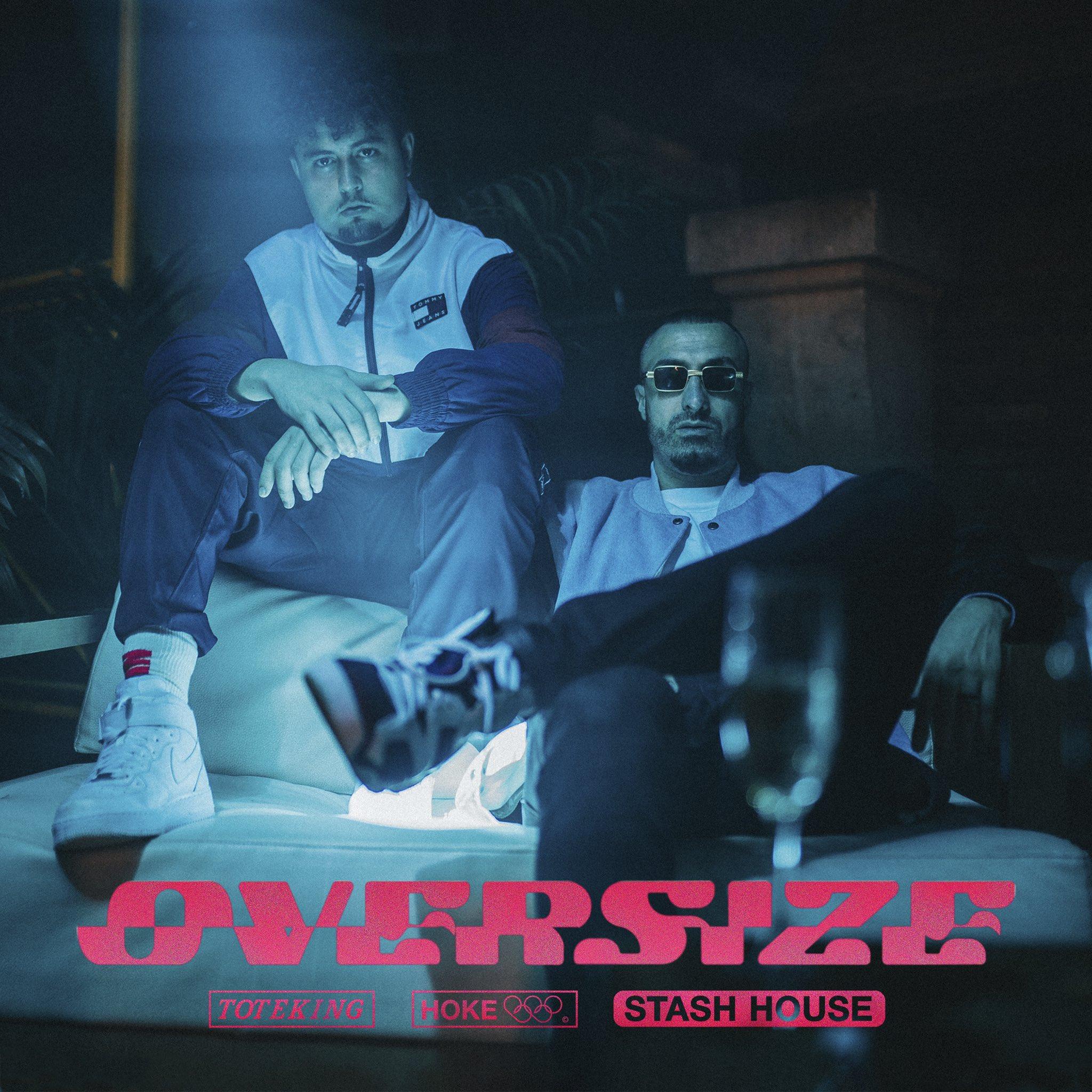 "Toteking regresa con ""Oversize"", nuevo single junto a Hoke"