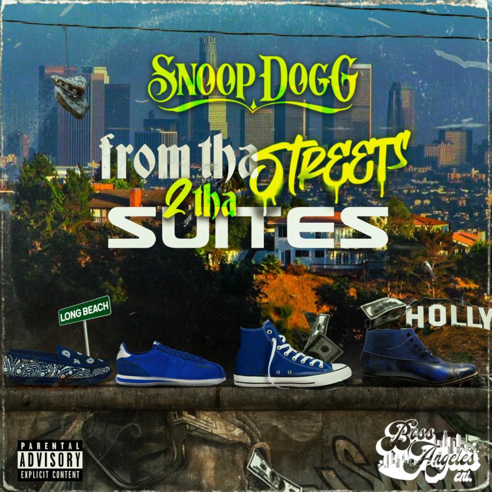 """Snoop Dogg lanza su álbum """"From Tha Streets 2 Tha Suites"""" y el visual de """"Look Around"""""""
