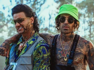 "Yelawolf y Riff Raff presentan ""Turquoise Tornado"""