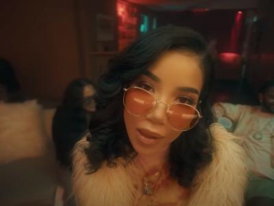 """Jhené Aiko acaba de lanzar el visual de """"Tryna Smoke"""""""