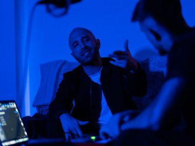 Alex Orellana y J Higgz liberan 'Energy Never Dies', un EP de alto voltaje