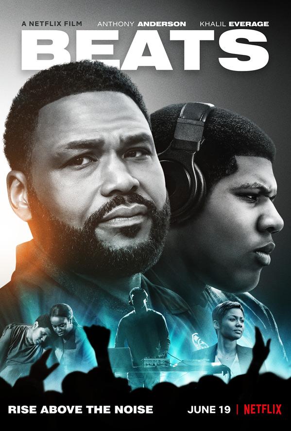 Beats 2019. 5 series y películas sobre Hip Hop para una sesión de cine en casa