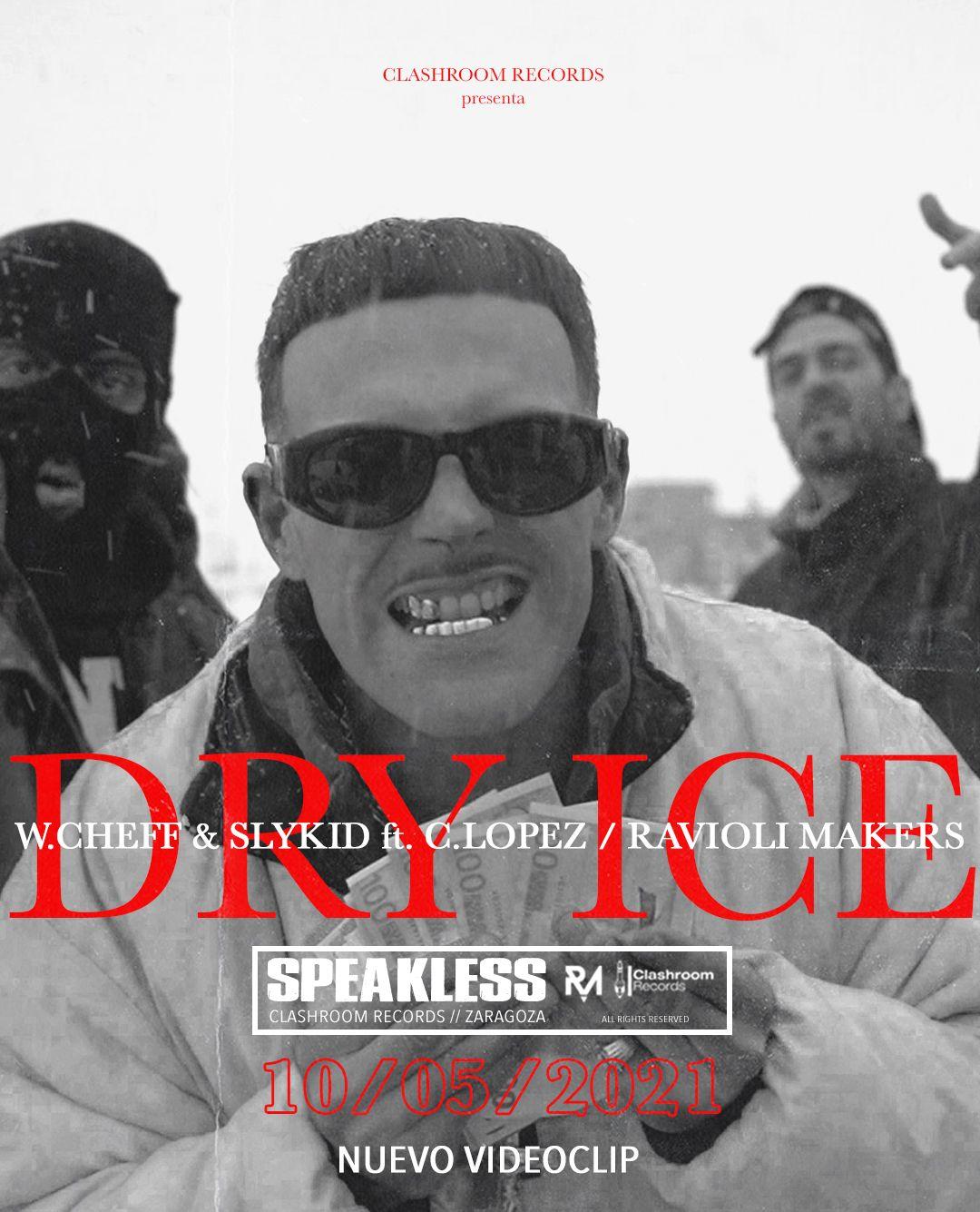 """""""Speakless"""": El nuevo EP de Ravioli Makers, W.Cheff y Slykid"""