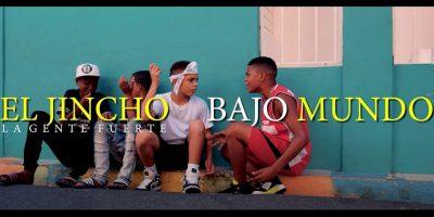 """El Jincho publica """"Bajo Mundo"""""""