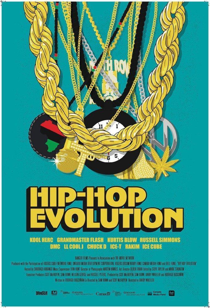 Hip Hop Evolution (2016)