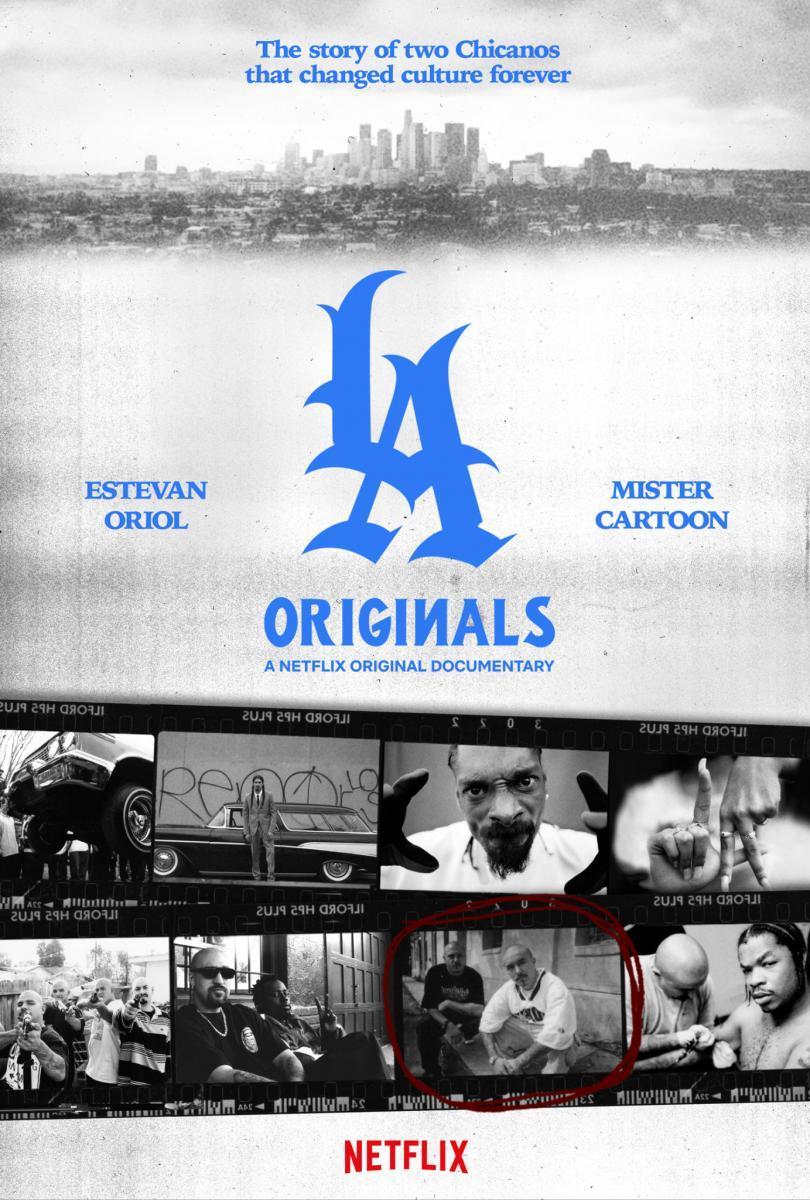 L.A. Originals : 10 series y películas sobre Hip Hop para una sesión de cine en casa