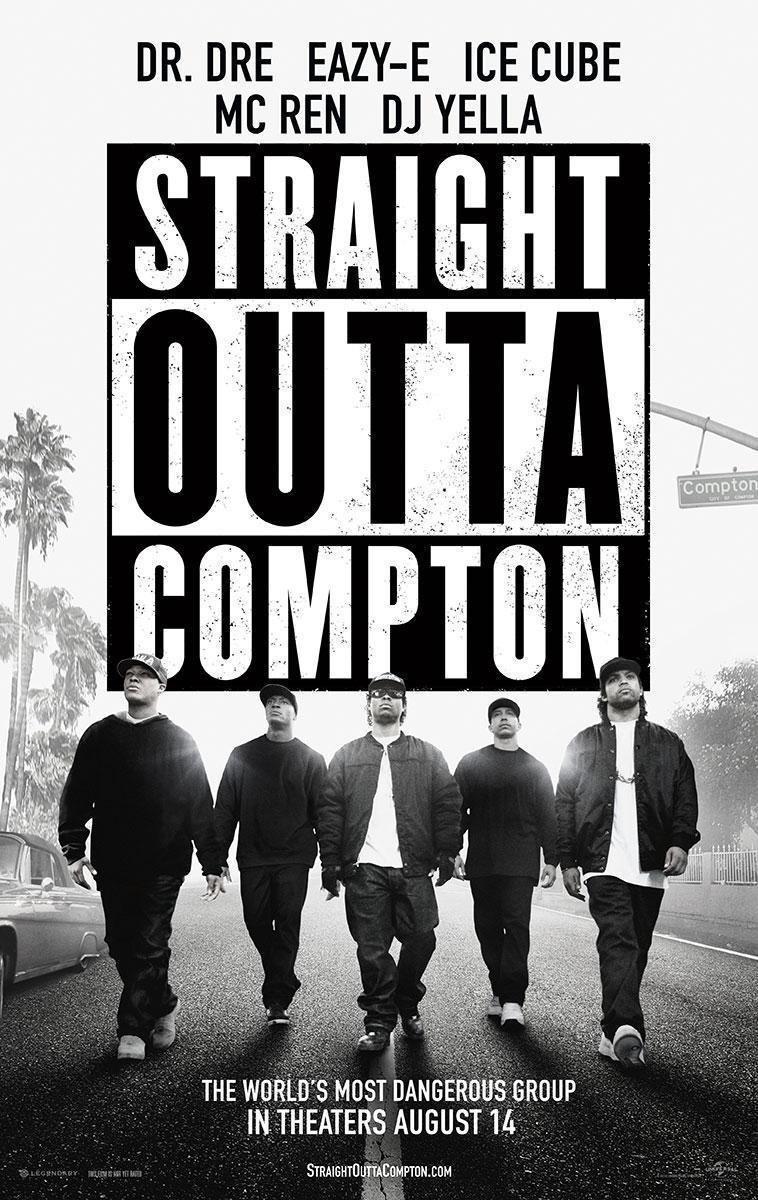 Straight outta compton : 10 series y películas sobre Hip Hop para una sesión de cine en casa