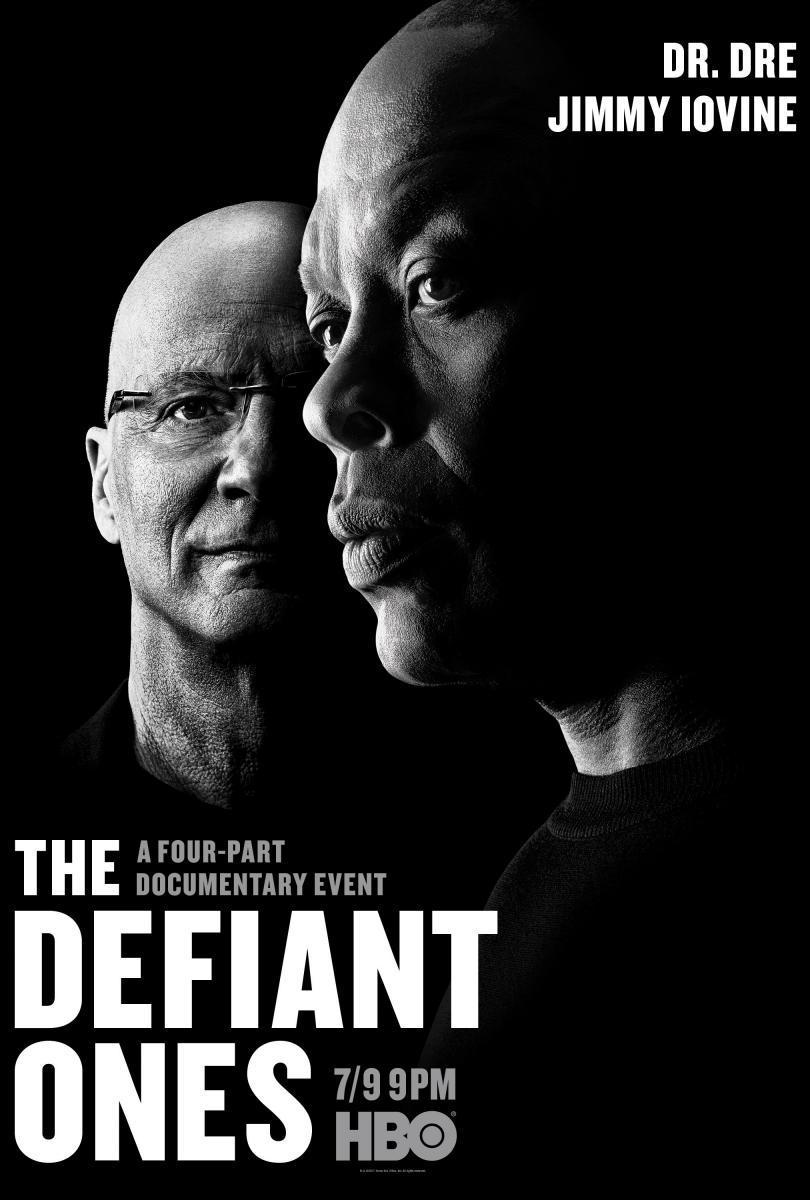 The Defiant Ones : 10 series y películas sobre Hip Hop para una sesión de cine en casa