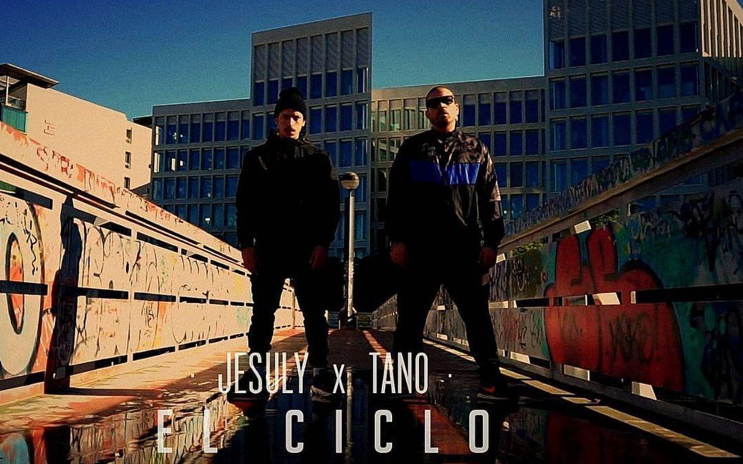 """Jesuly y Tano lanzan """"El Ciclo"""", nuevo adelanto de su disco"""
