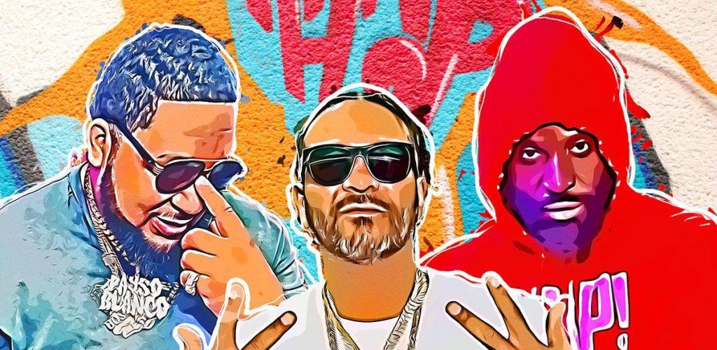 "Jim Jones lanza ""Hip Hop"" junto a Dyce Payso y Shoota"