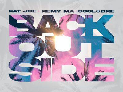 """Fat Joe, Remy Ma, Cool y Dre juntos en """"Back Outside"""""""