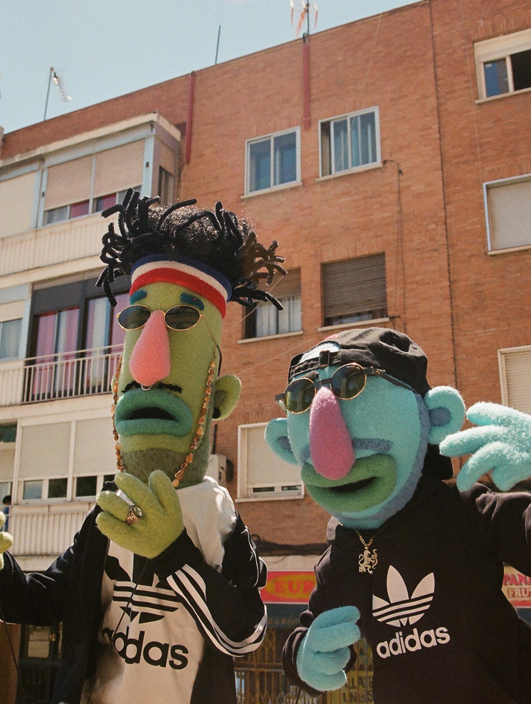 """Dano presenta su single """"Double Trouble / Moviendo los hilos"""" junto a Bejo"""