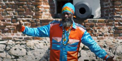 "Capleton transmite su amor y optimismo en ""Jah Jah is Real"""
