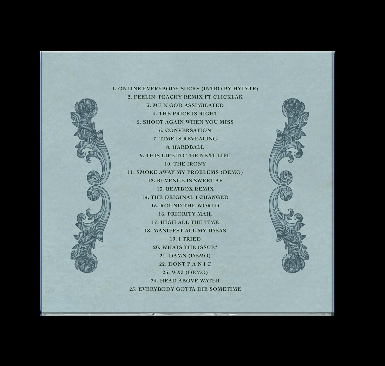Caskey anuncia una mixtape limitada de 100$