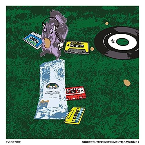 "Evidence comparte ""Squirrel Tape Instrumentals Vol. 2"""