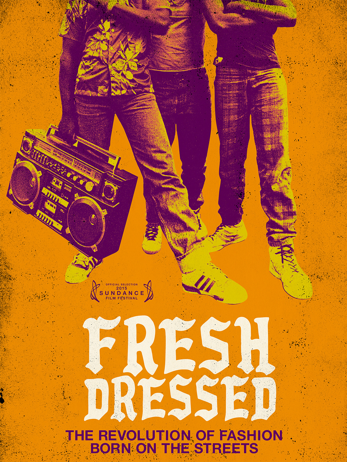 Un documental entre la música y el estilo : Fresh Dressed