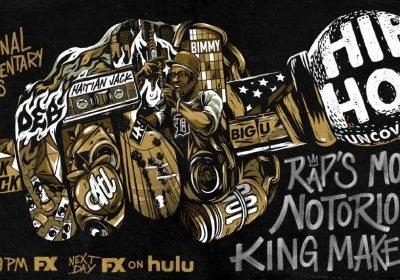 Una serie para no perderse: Hip Hop Uncovered