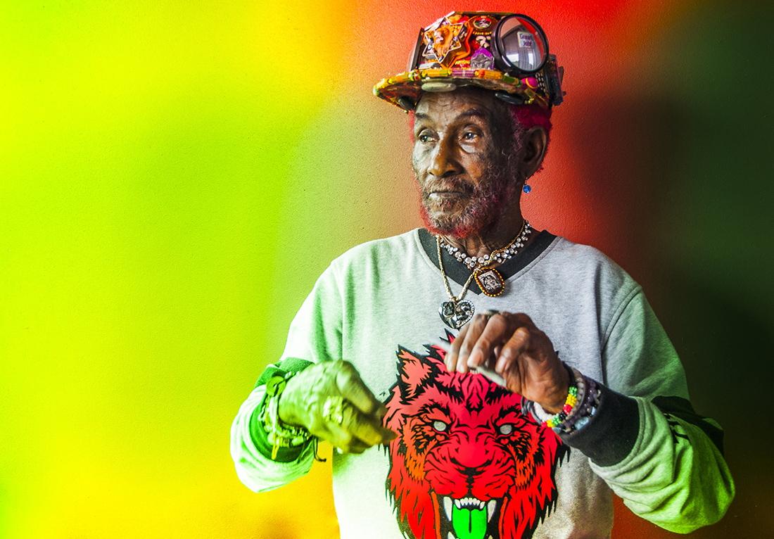 Fallece Lee 'Scratch' Perry, leyenda y visionario del 'reggae'