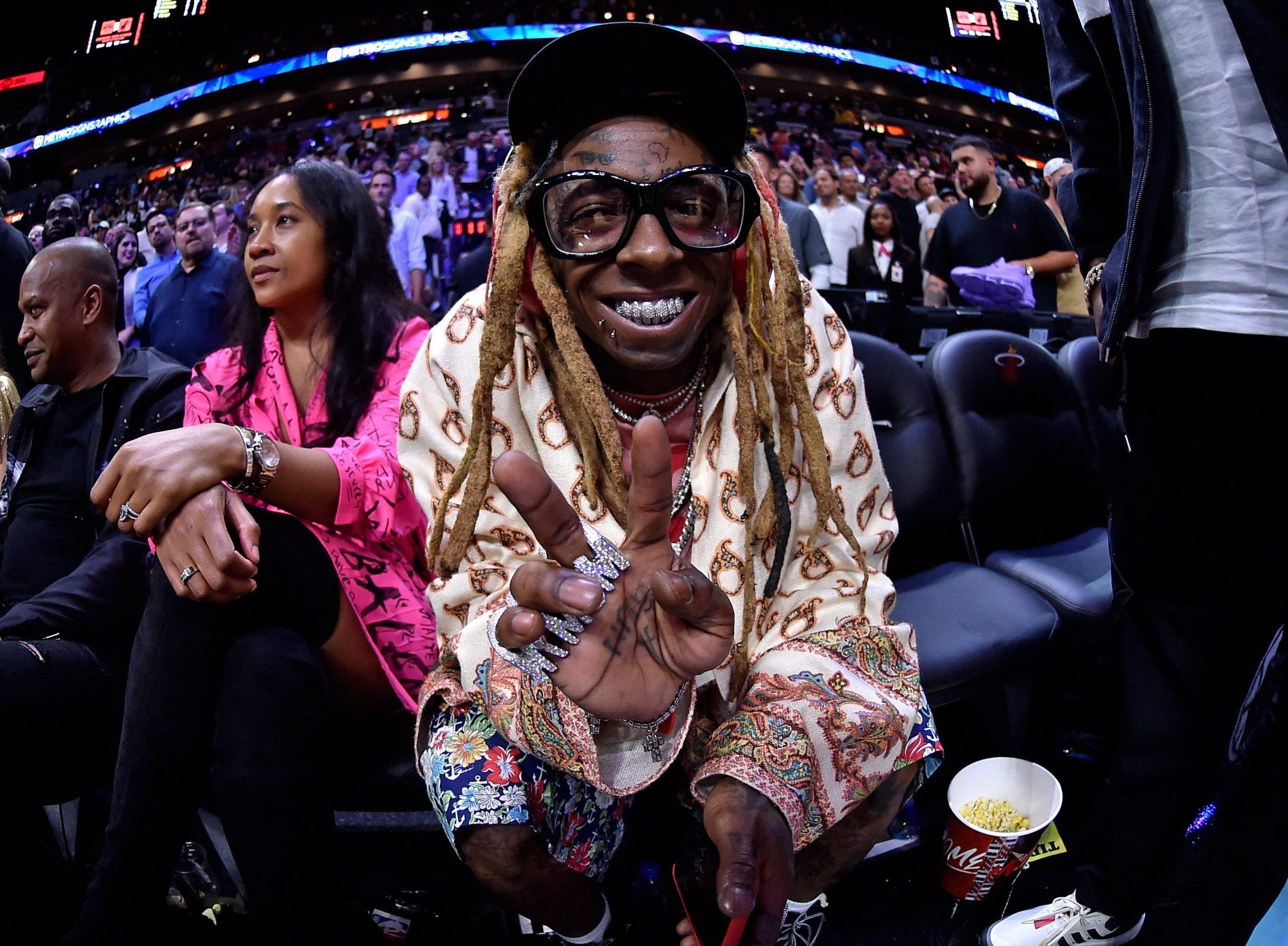 Lil Wayne anuncia que tiene 3 álbumes en camino