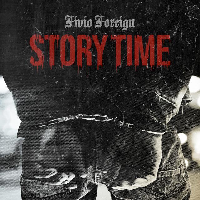 "Fivio Foreign lanza su nuevo single ""Story Time"""