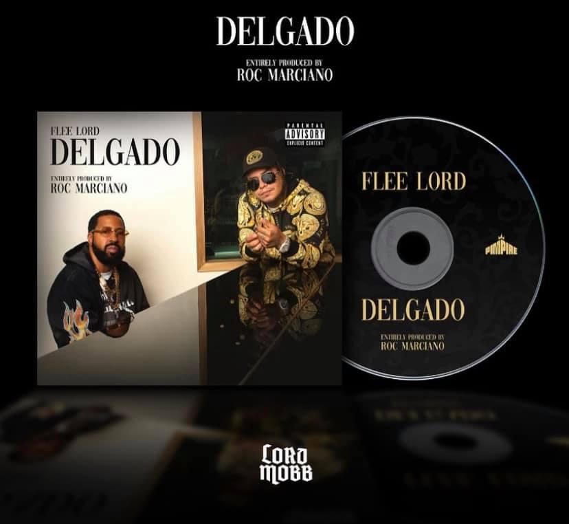 """Flee Lord y Roc Marciano liberan su álbum """"Delgado"""""""