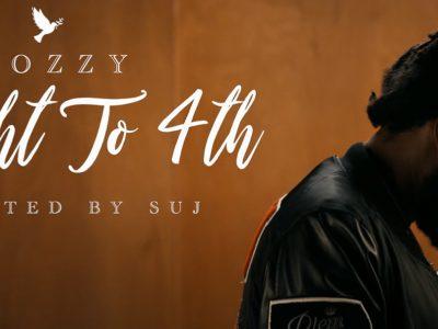 "Mozzy ya tiene visual para ""Straight to 4th"""