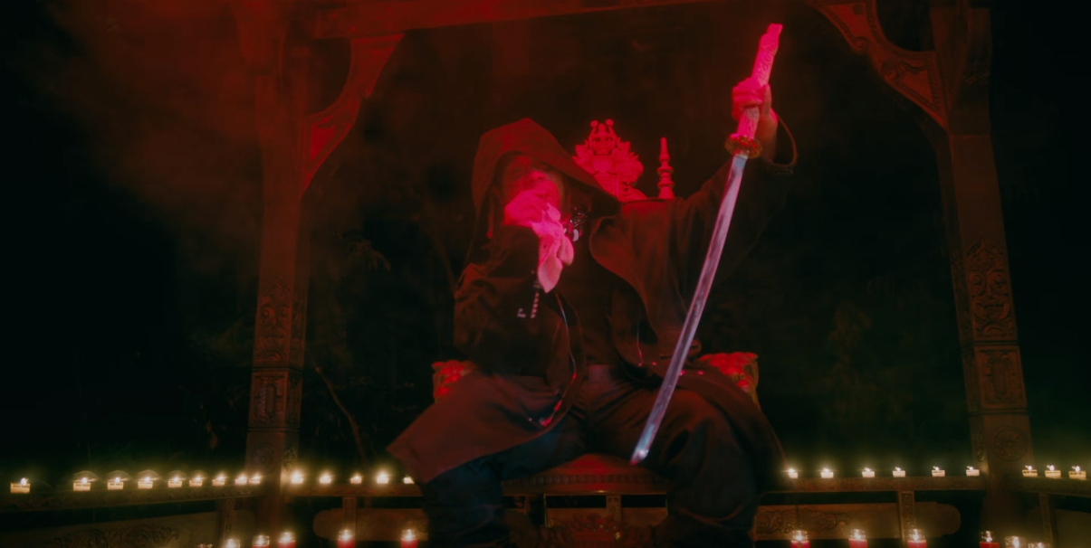 "Trippie Redd publica un Short Film de ""Trip at knight"""
