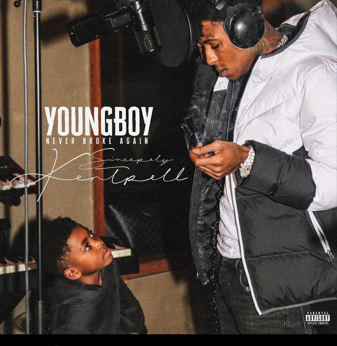 """El nuevo álbum de NBA YoungBoy """"Sincerely, Kentrell"""", llegará este mes"""
