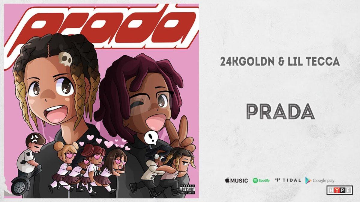"""24kGoldn y Lil Tecca publican su sencillo """"Prada"""""""