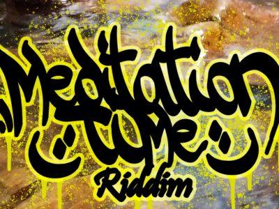 "Huergo y BlackVinylVibes presentan el riddim ""Meditation time riddin"""