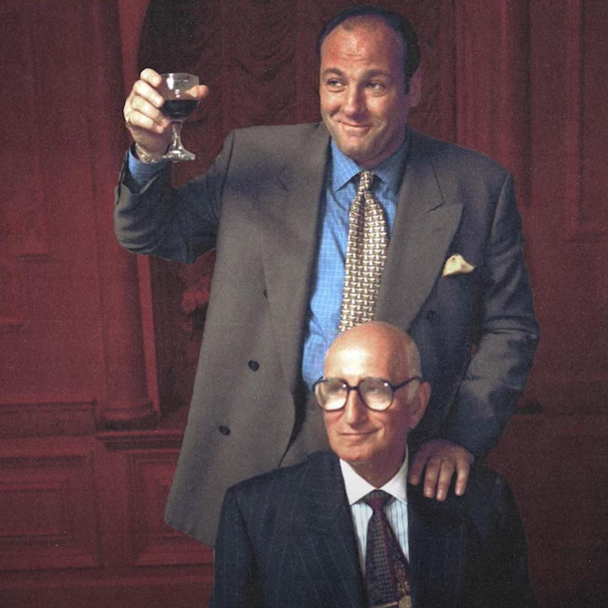 """John Sparkz, Jim Jones y Action Bronson lanzan """"Uncle Junior"""" en honor a Los Soprano"""