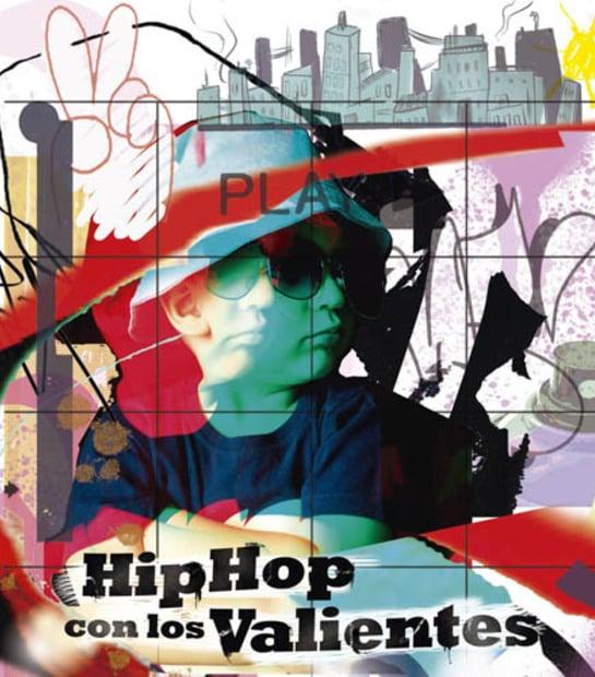 """El disco solidario """"Hip Hop con los valientes"""" ya está disponible"""